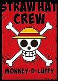 キャラクタースリーブ ワンピース <海賊旗> モンキー・D・ルフィ(EN-866)