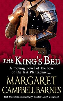 The King's Bed by [Campbell Barnes, Margaret]