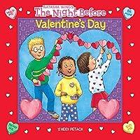 The Night Before Valentine's Day by Natasha Wing(2000-12-28)
