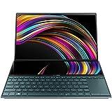 UX481FL-HJ118T(セレスティアルブルー) ZenBook Duo 14+12.6型 C