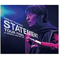 STATEMENT TOUR FINAL at NAGOYA CENTURY HALL (初回生産限定盤A)(DVD付)