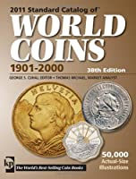 2011 Standard Catalog of World Coins 1901-2000