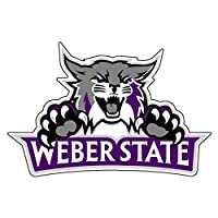 Weber State Decal