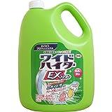 花王 ワイドハイターEX 業務用 4.5L×4本