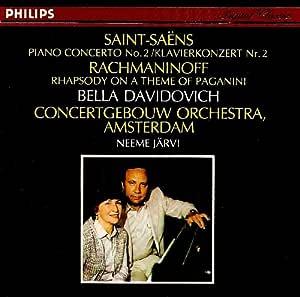 Paganini Rhapsody / Piano Concerto 2