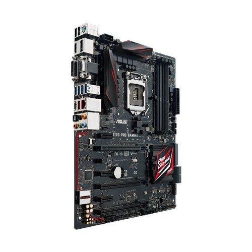 ASUSTeK Intel Z170搭載 ゲーミングマザーボード LGA1151対応 Z170-PRO GAMING 【ATX】