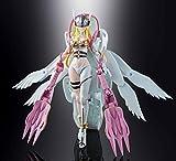 超進化魂 デジモンアドベンチャー 04 エンジェウーモン 約155mm(エンジェウーモン時) ABS&PVC&ダイキャスト製 塗装済み可動フィギュア