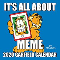 Garfield 2020 Wall Calendar