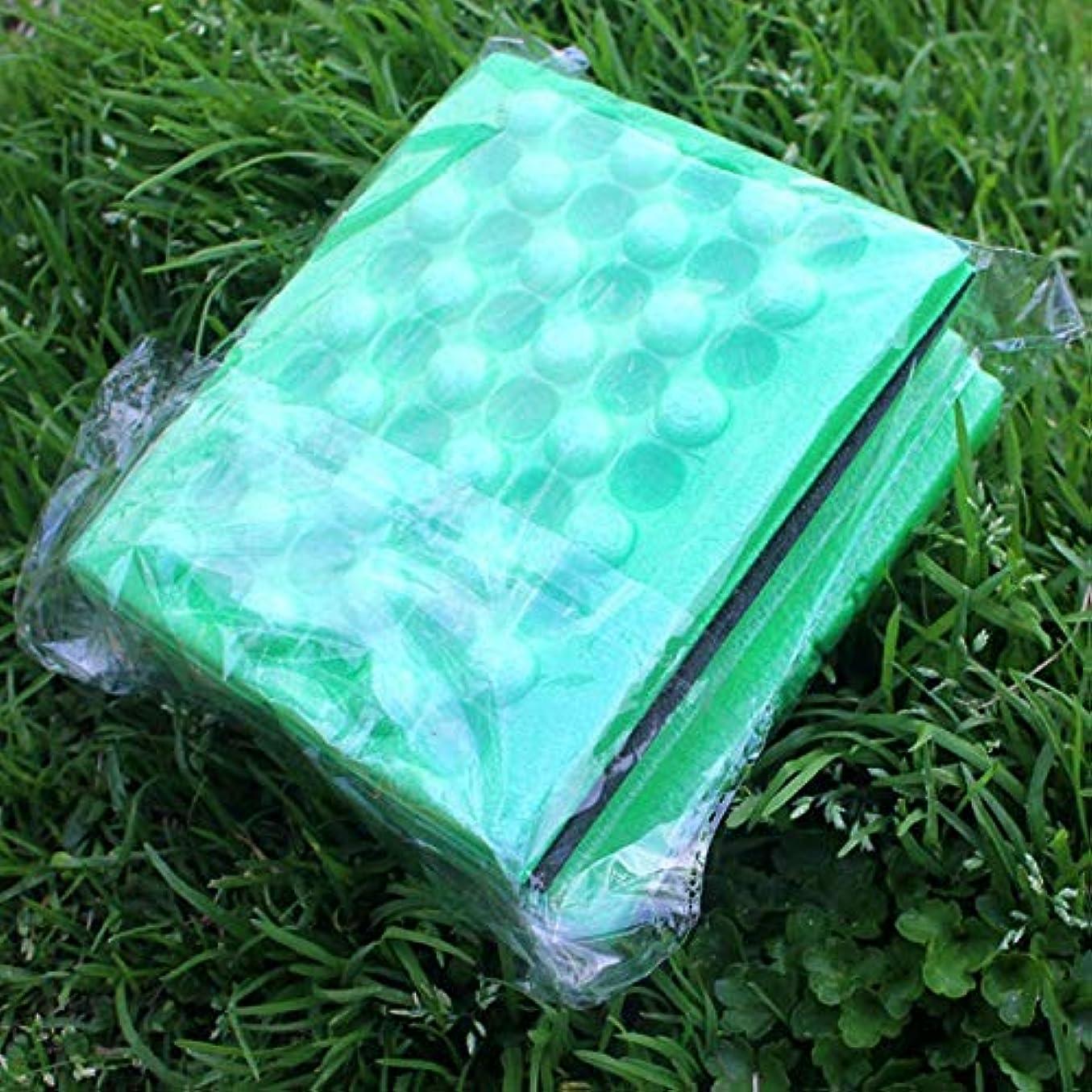 人気の排出輸血LIFE 1 ピース防水マット折りたたみソフトパッドポータブル椅子ピクニックマットレスクッションガーデンバーベキューライトマット クッション 椅子