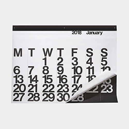 RoomClip商品情報 - Stendig オーバーサイズ カレンダー 2018
