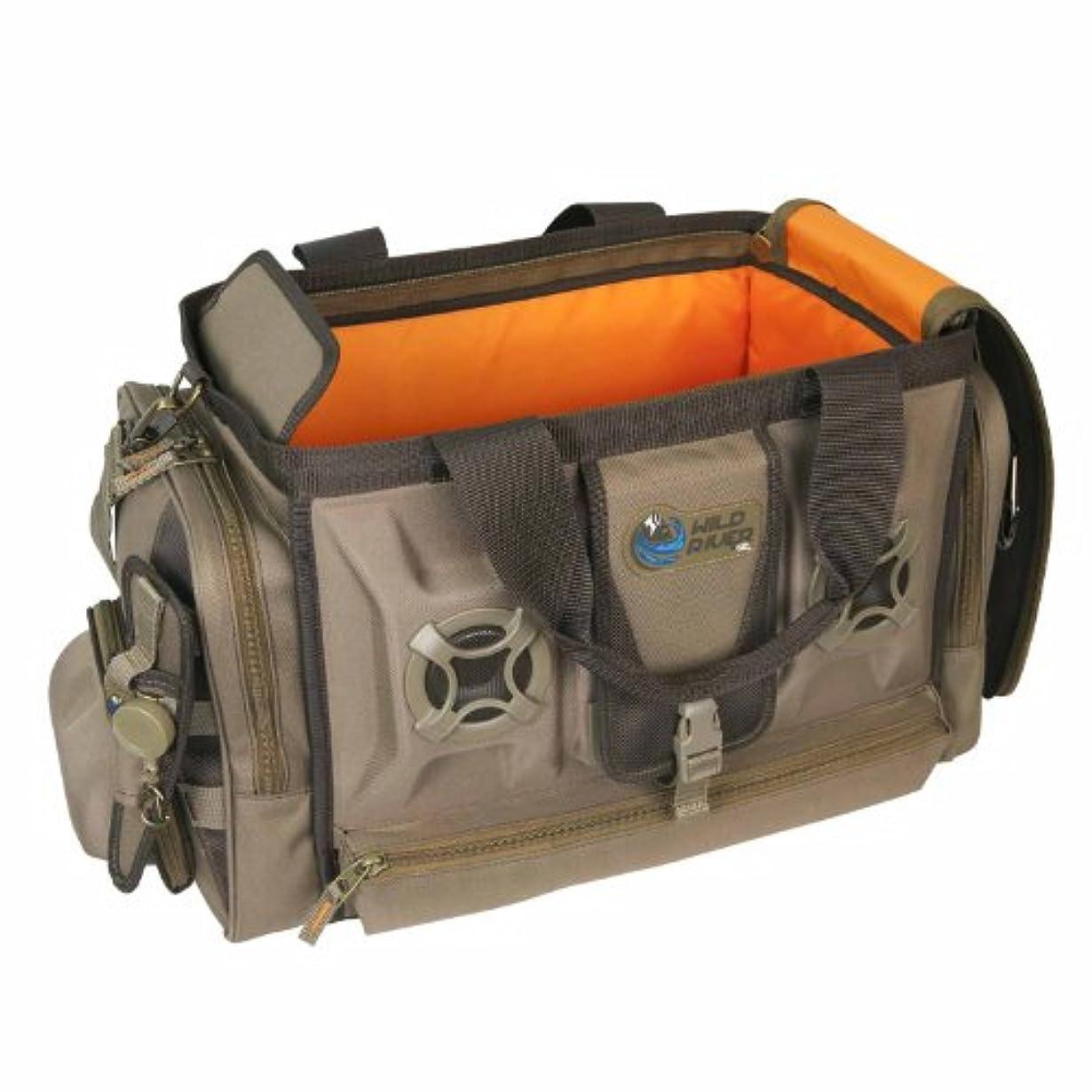 原点肉屋あざワイルド川をCLC wn3701 Tackle Tek Rogueステレオスピーカーバッグ(トレイNot Included )