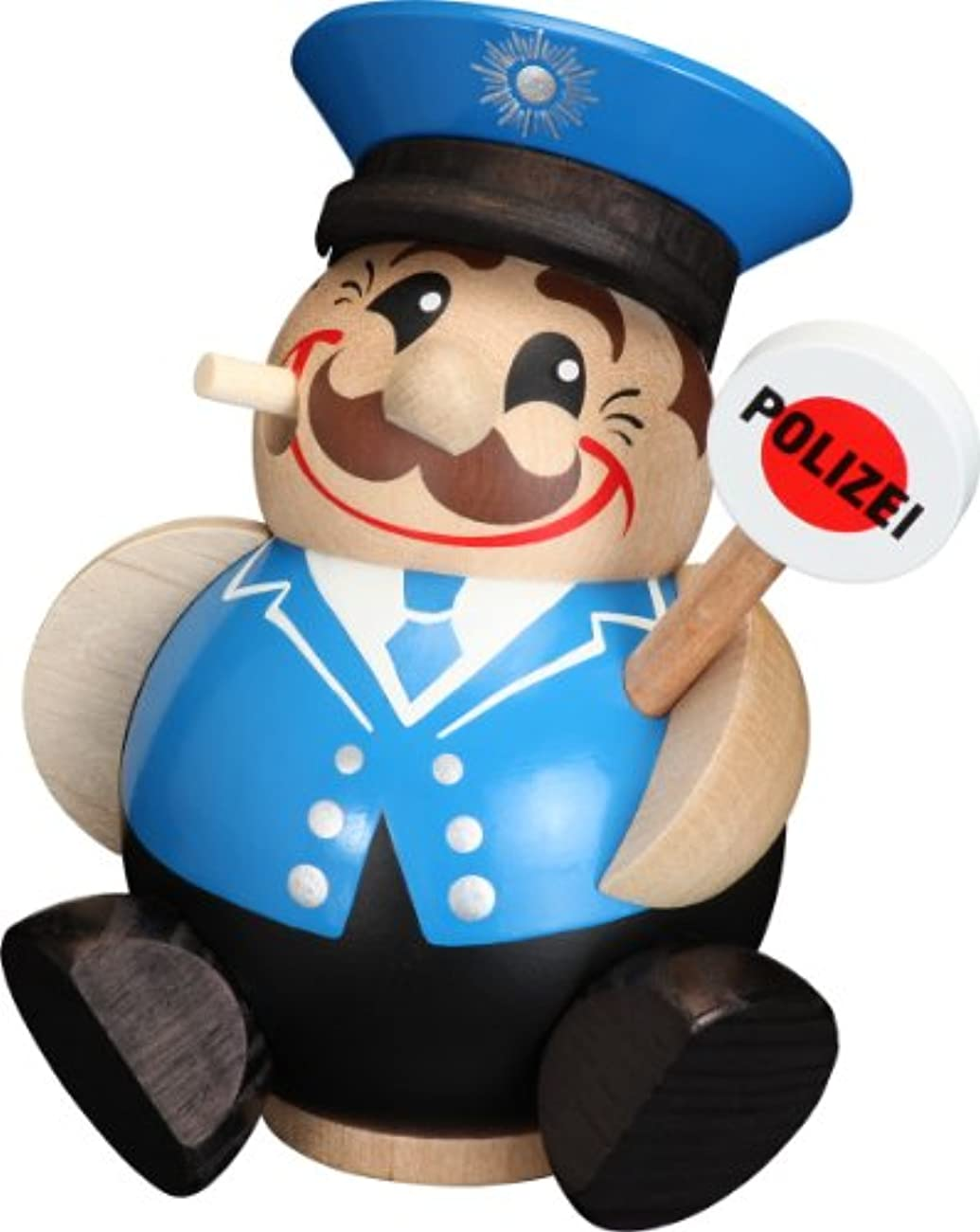 冷蔵庫嘆願ズボン新しい職業 エルツ山地 ザイフェン の警官 19023 の人を煙らす球の煙る図