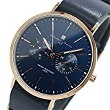 サルバトーレ マーラ クオーツ ユニセックス 腕時計 SM15117-PGNVPG ネイビー