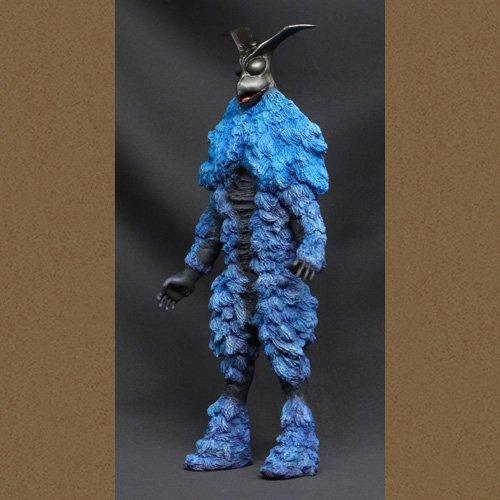 X-PLUS 大怪獣シリーズ ウルトラセブン 「ペガ星人」 少年リック限定商品