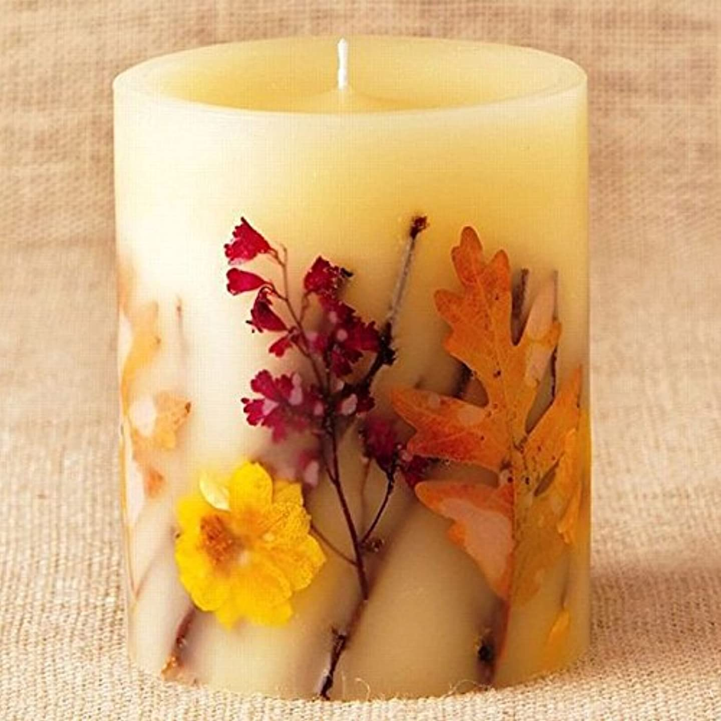 アトラス永久に面積Rosy Rings ロージーリングスBotanical Candle ボタニカルキャンドル Black Vetiver & Oak