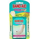 BAND-AID(バンドエイド) タコ・ウオノメ除去用 ワンステップ 指の間用 6枚 (指定医薬部外品)