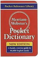merriam-websterレッドポケット辞書Printed Book ( mer530)