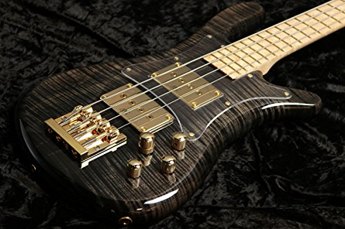 Warwick / Custom Shop Series Streamer LX4 Nirvana Black High Polish ワーウィック ベース