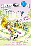 Fancy Nancy: Just My Luck! (I Can Read Level 1) (English Edition)