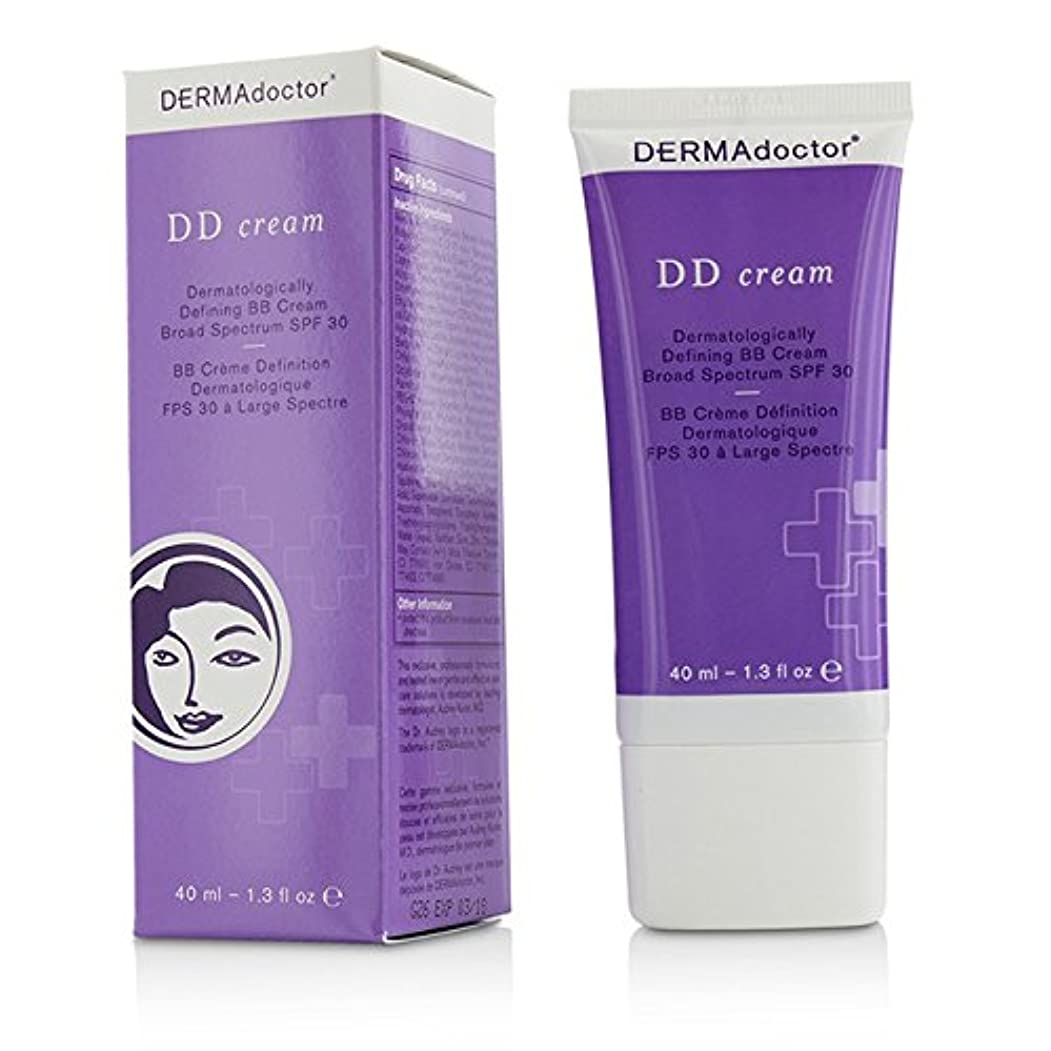 抽象なめる特定のダーマドクター DDクリーム (皮膚科医認証 BBクリーム SPF30) 40ml/1.3oz並行輸入品
