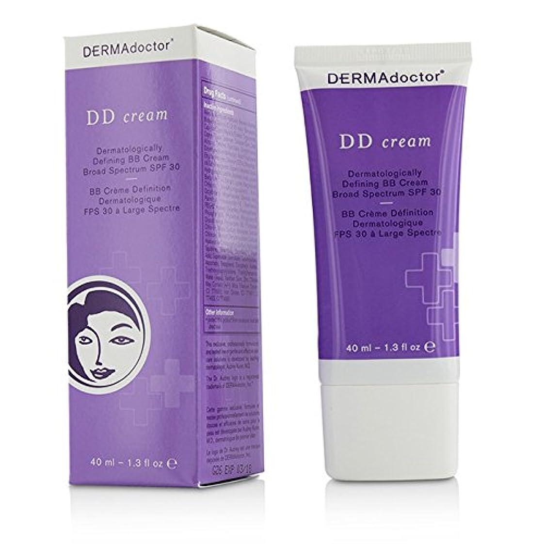 ごめんなさい作る二年生ダーマドクター DDクリーム (皮膚科医認証 BBクリーム SPF30) 40ml/1.3oz並行輸入品