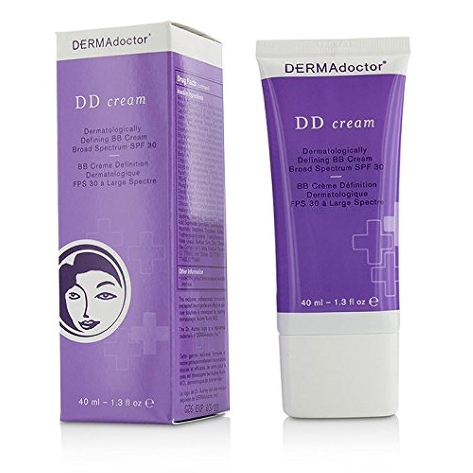 落花生ほめるキモいダーマドクター DDクリーム (皮膚科医認証 BBクリーム SPF30) 40ml/1.3oz並行輸入品