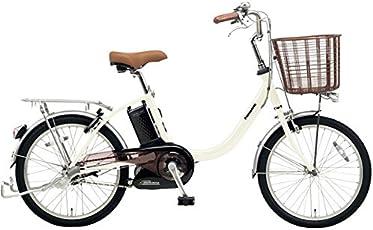 Panasonic(パナソニック) 2018年モデル ビビ・LS 20インチ BE-ELLS032 電動アシスト自転車 専用充電器付