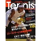 Tennis Magazine (テニスマガジン) 2008年 10月号 [雑誌]