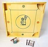 日本カロム協会公認カロム盤(玉29個付き)