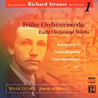 R.Strauss;the Unknown Vol.1
