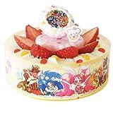 キャラデコ お祝いケーキ キラキラ☆プリキュアアラモード イチゴ
