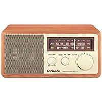 SANGEAN WR-11 AM / FMテーブルトップラジオ 並行輸入