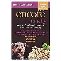 [Encore] アンコールドッグフード最高の選択パウチのX100G - Encore Dog Food Finest Selection Pouches X100g [並行輸入品]