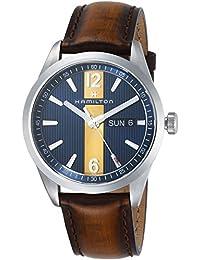 [ハミルトン]HAMILTON 腕時計 ブロードウェイ クオーツ H43311541 メンズ 【正規輸入品】