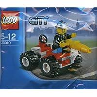 【LEGO】レゴ シティ 30010 消防署長フィギュアセット【並行輸入品】