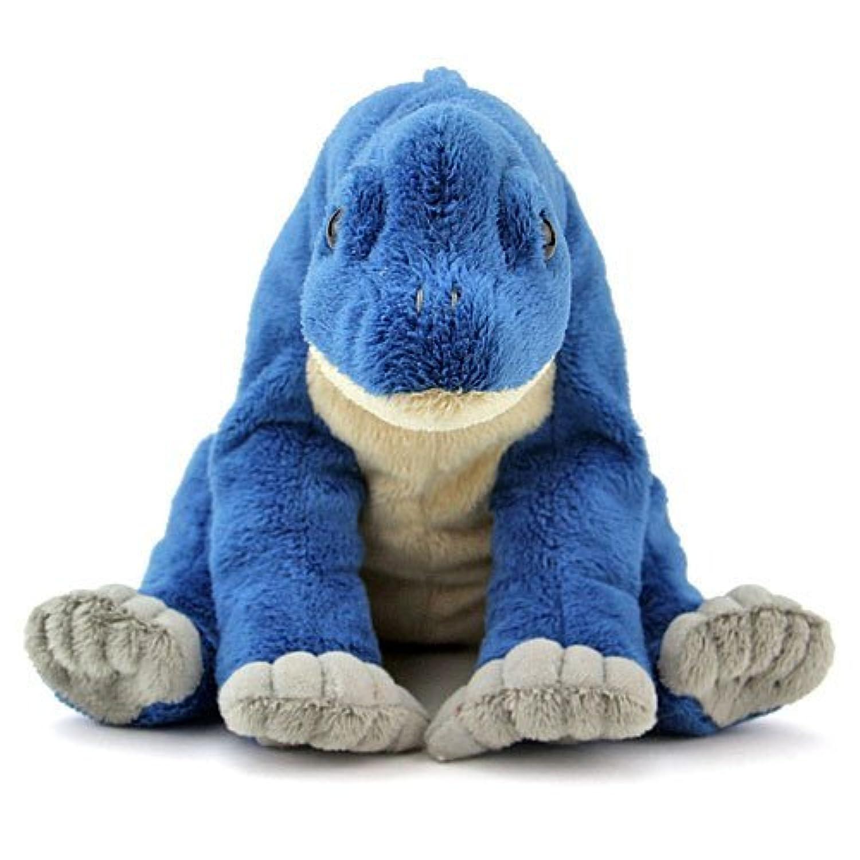 カロラータ ブラキオサウルス ぬいぐるみ (検針2度済み) 動物 おすわり シリーズ [やさしい手触り] お人形  20cm×17cm×14cm