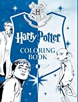 Harry Potter Coloring Book: Great for Kids and Adults [並行輸入品]