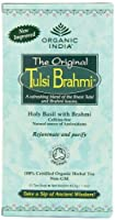 Tulsi Organic Brahmi 25 Teabags (Pack of 5, Total 125 Teabags)