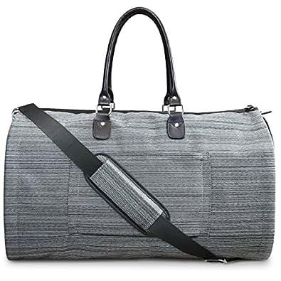 [セーフティライフ] Safety Life ガーメントバッグ ボストンバッグ 一体型 スーツバッグ (ハンガー、シューズケース付き)