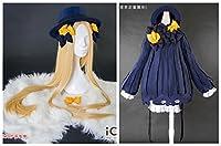 「ノーブランド品」コスプレ衣装 Fate/Grand Order Epic of Remnant アビゲイル・ウィリアムズ+ 髪飾り+ 帽子+ウイッグ+短パン