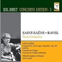 Idil Biret Ravel Edition 3 - Piano Concertos by Ravel (2009-09-29)