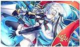 TCGプレイマット 「Fate/Grand Order ジャンヌ・ダルク・オルタ・サンタ・リリィ」 【クラスター / illust:光崎】 コミックマーケット91