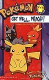 Get Well, Pikachu (Pokemon Reader)