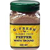 G-Fresh Pepper White (Ground), 100 g