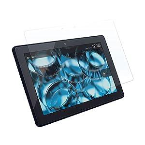 オウルテック Fire HDX8.9インチ対応 超硬質液晶保護ガラス AGC 旭硝子 硬度9H以上(ビッカース硬度673) 6倍強度 AMZ-TGDFHX89-CL