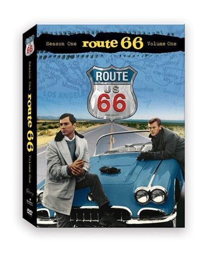 Route 66: Season 1 V.1 [DVD] [Import]