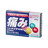 【第2類医薬品】ニューカイテキ錠F 24錠