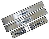 パッソ 30系 LEDスカッフプレート PASSO トヨタ