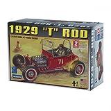 AMT 1/24 1929 フォード「T」ロッド プラモデル