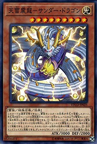 天雷震龍-サンダー・ドラゴン ノーマル 遊戯王 エターニティ・コード etco-jp025